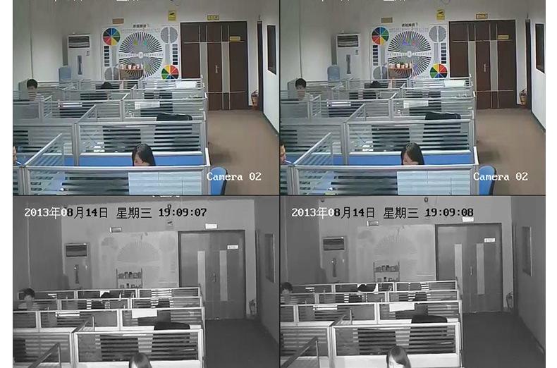 高清网络摄像机 监控摄像头